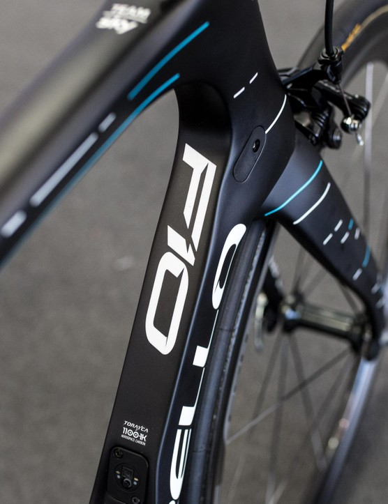 Since it was released, the new Pinarello F10 has been at the center of an intellectual property dispute with Taiwanese brand Velocite