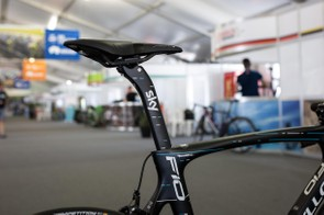 The new F10s share a paint job with Sky's new Castelli kits