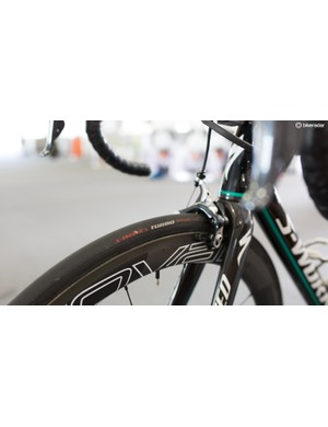Bora-Hansgrohe is the only team to ride on S-Works Turbo tubular tyres