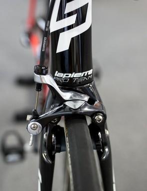 Shimano Dura-Ace direct mount brakes