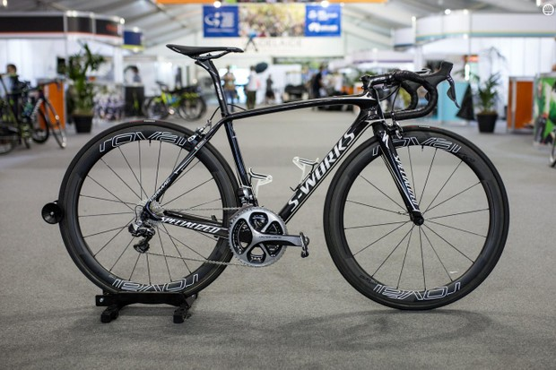 Gianluca Brambilla's Specialized S-Works Tarmac