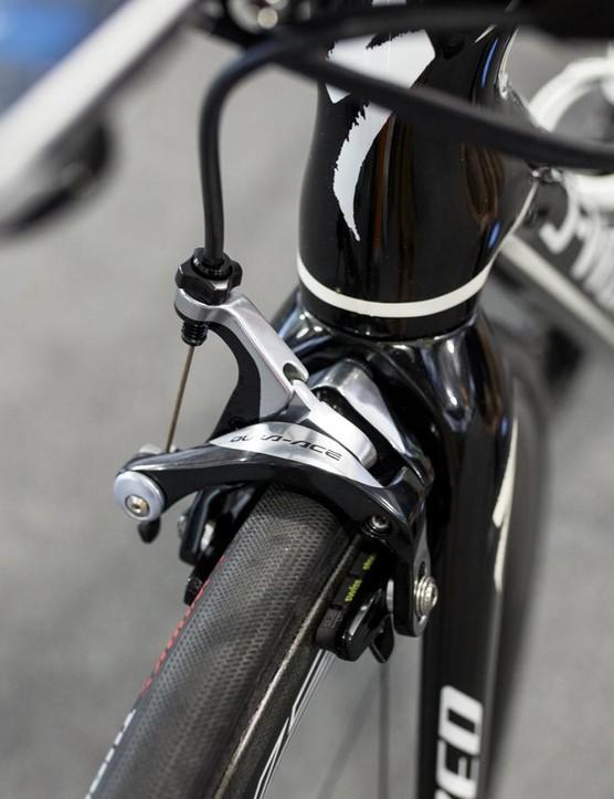 Shimano Dura-Ace front brake