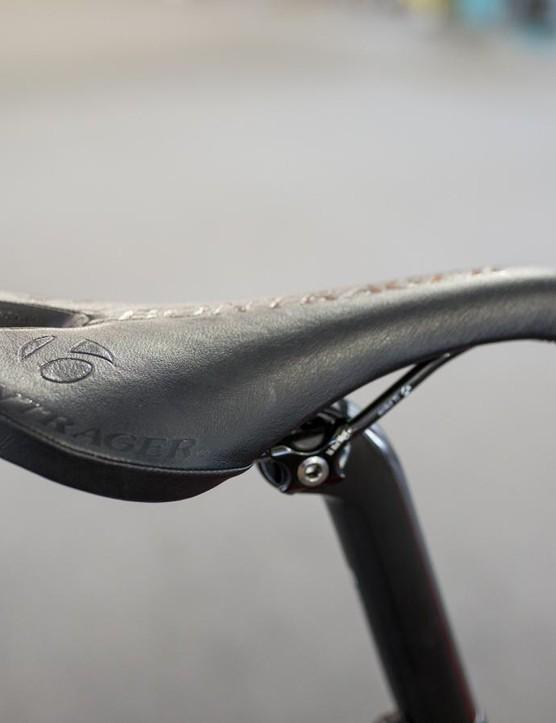 Bontrager Team Issue saddle