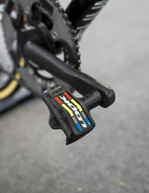 Look Blade carbon pedals