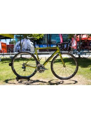 Check out Greg Van Avermaet's gold medal BMC