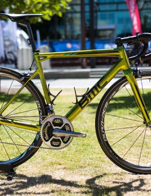 Check out Greg Van Avermaet's gold medal BMC