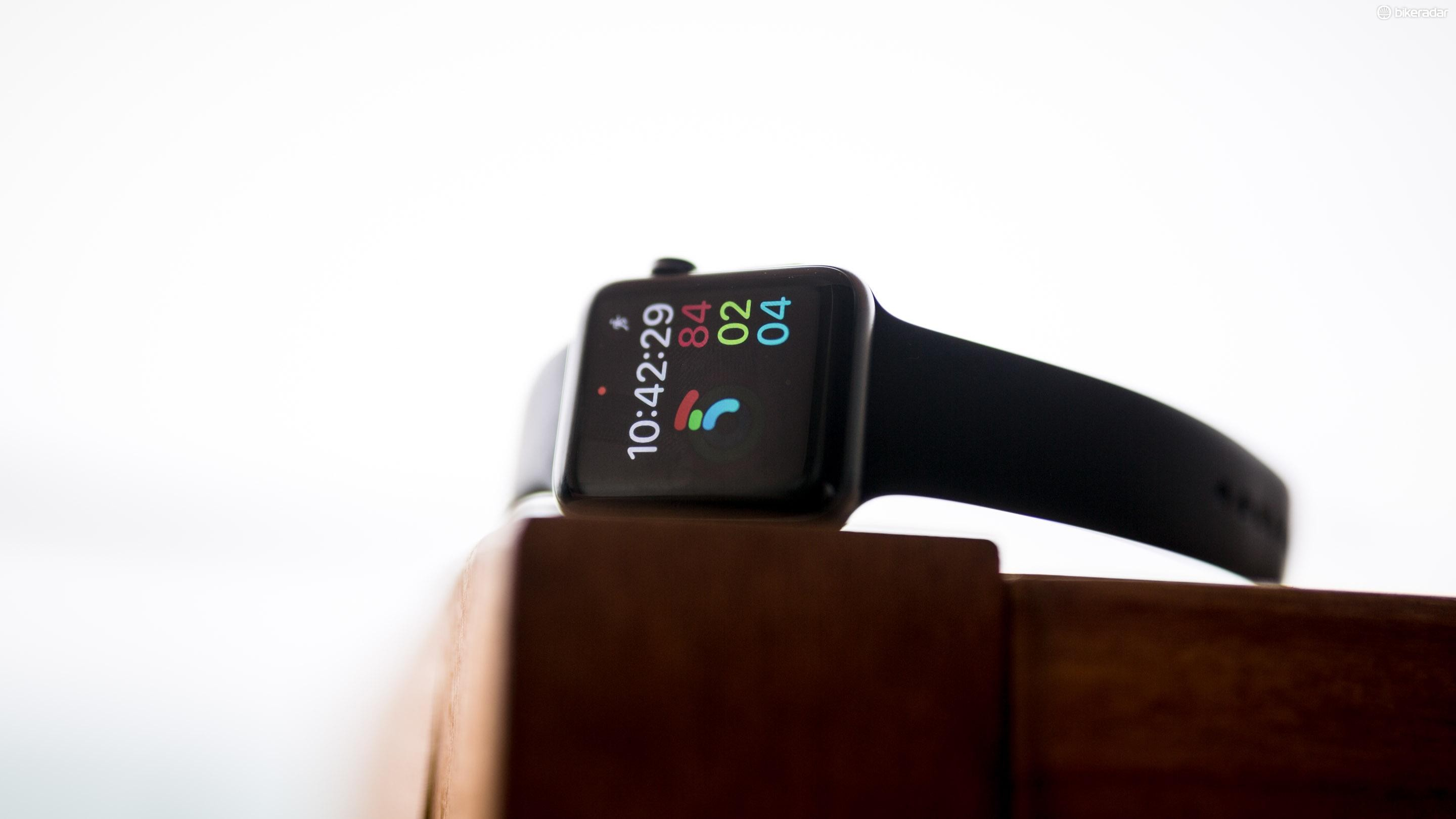 My initial impression of the Apple Watch Series 2 is that it's a much more capable fitness tracker then the original