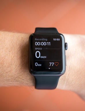 Apple's Watch Series 2 has integrated GPS and GLONASS