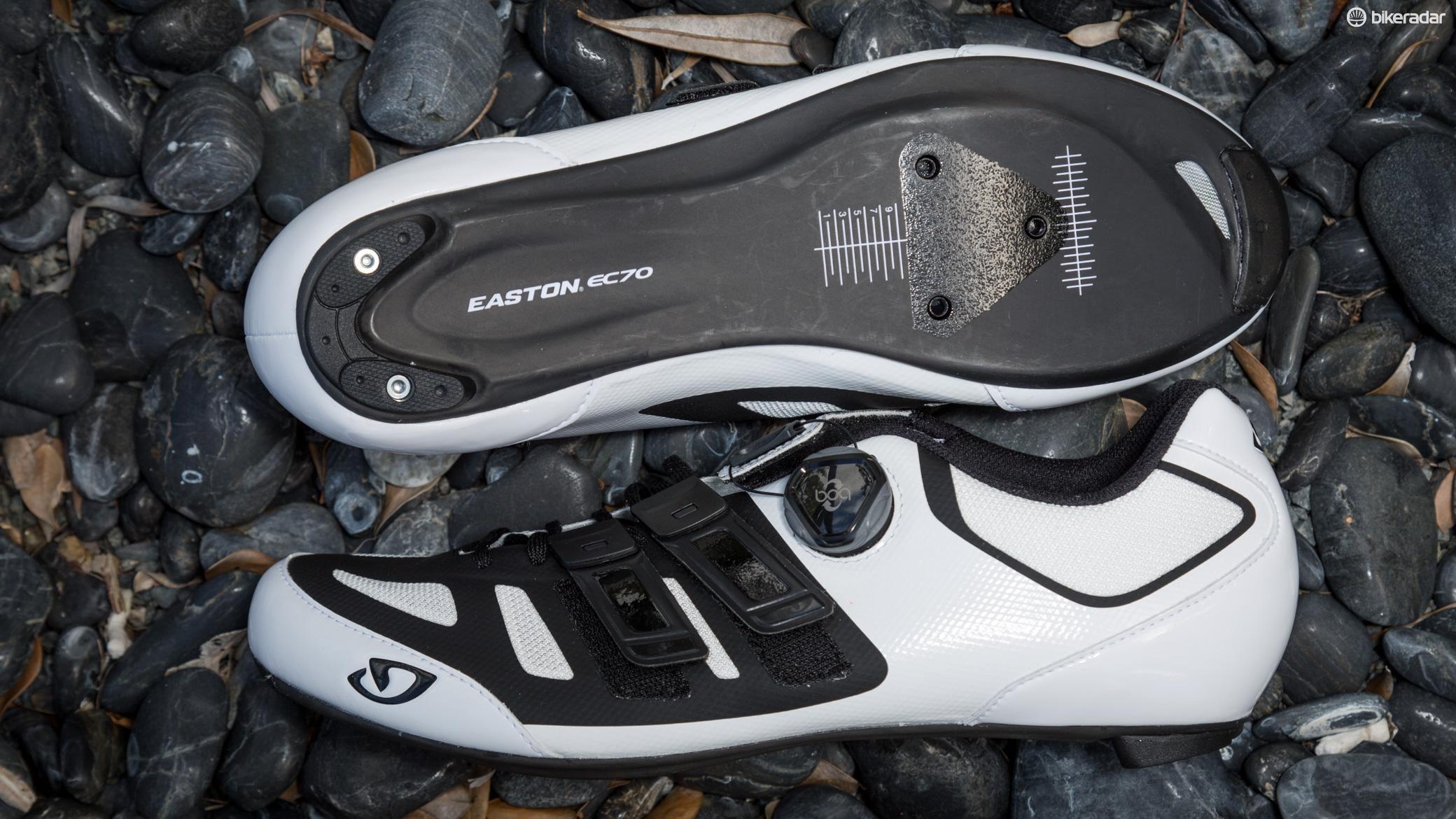 Giro Sentrie Techlace road shoes review BikeRadar