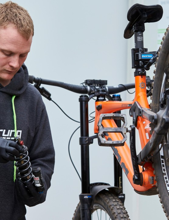 We delve into suspension with tuning experts Sprung