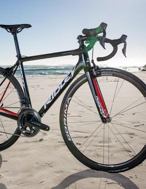 Adam Hansen said the new Ridley Helium SLX was the best bike he's ever ridden
