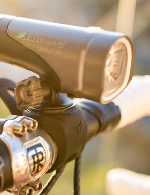 The sillicone bar mount should fit just about any set of bars out there and works on helmets too