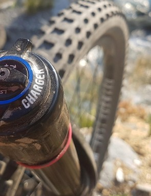 The new Charger 2 damper from RockShox has impressed in early testing