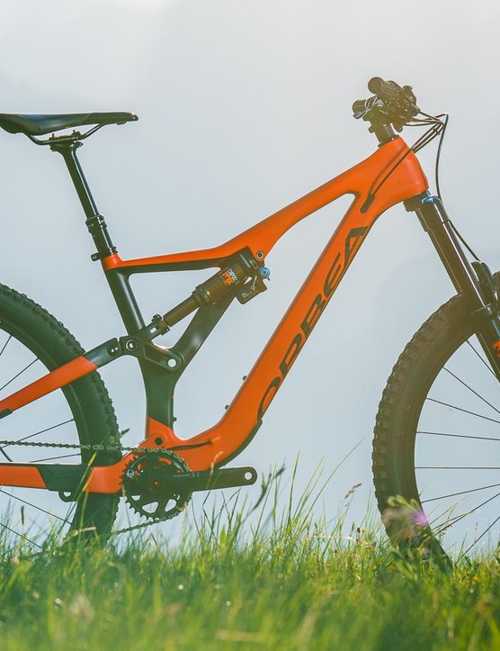 The M10 is the entry-level bike in the Rallon range, retailing for £3,899