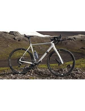 The True Grit is Lauf's first bike