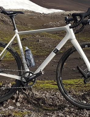 Lauf True Grit photographed in Iceland