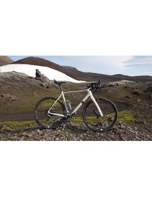 The Lauf True Grit, our bike for the two days