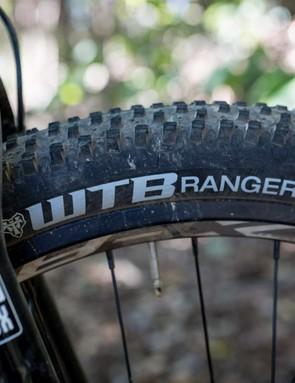 WTB's ranger is a favourite among the BikeRadar staffers