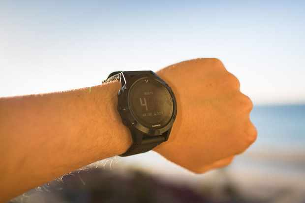 Garmin's fenix 5 is a powerful little unit