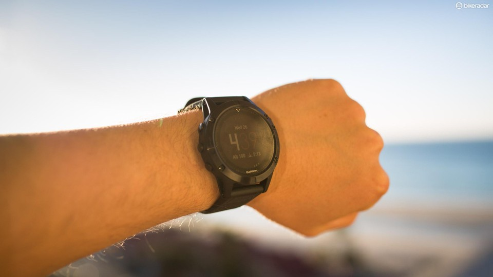 Garmin fenix 5 GPS Watch review - Gadgets - Training - BikeRadar