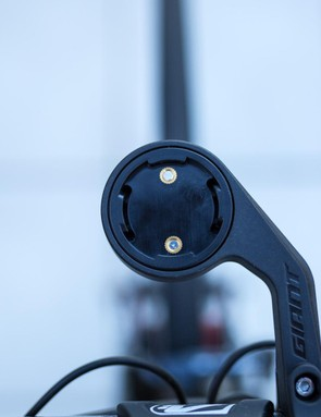 Giant has made its own quarter-turn mounting system