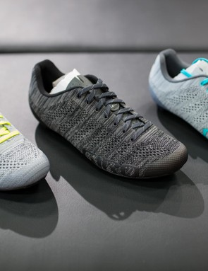 The Giro Empire E70 Knit will be available in men's and women's styles