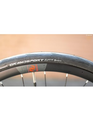 The Foil Discs will come with 28mm tires