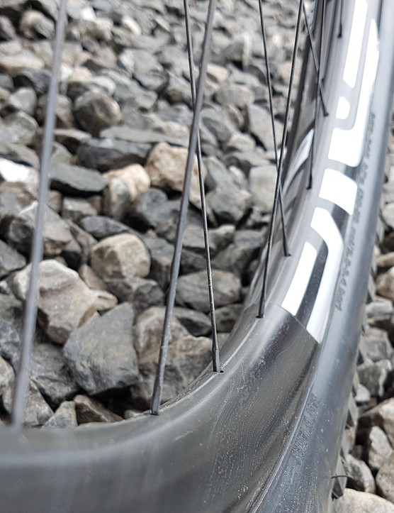 Enve's new rim architecture is lighter, wider and more compliant