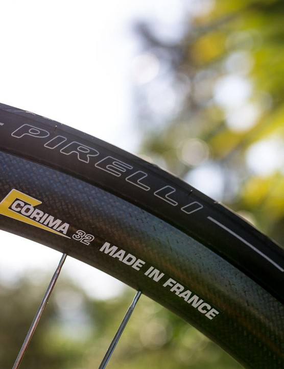Pirelli's PZero Velo is a top-notch road tyre