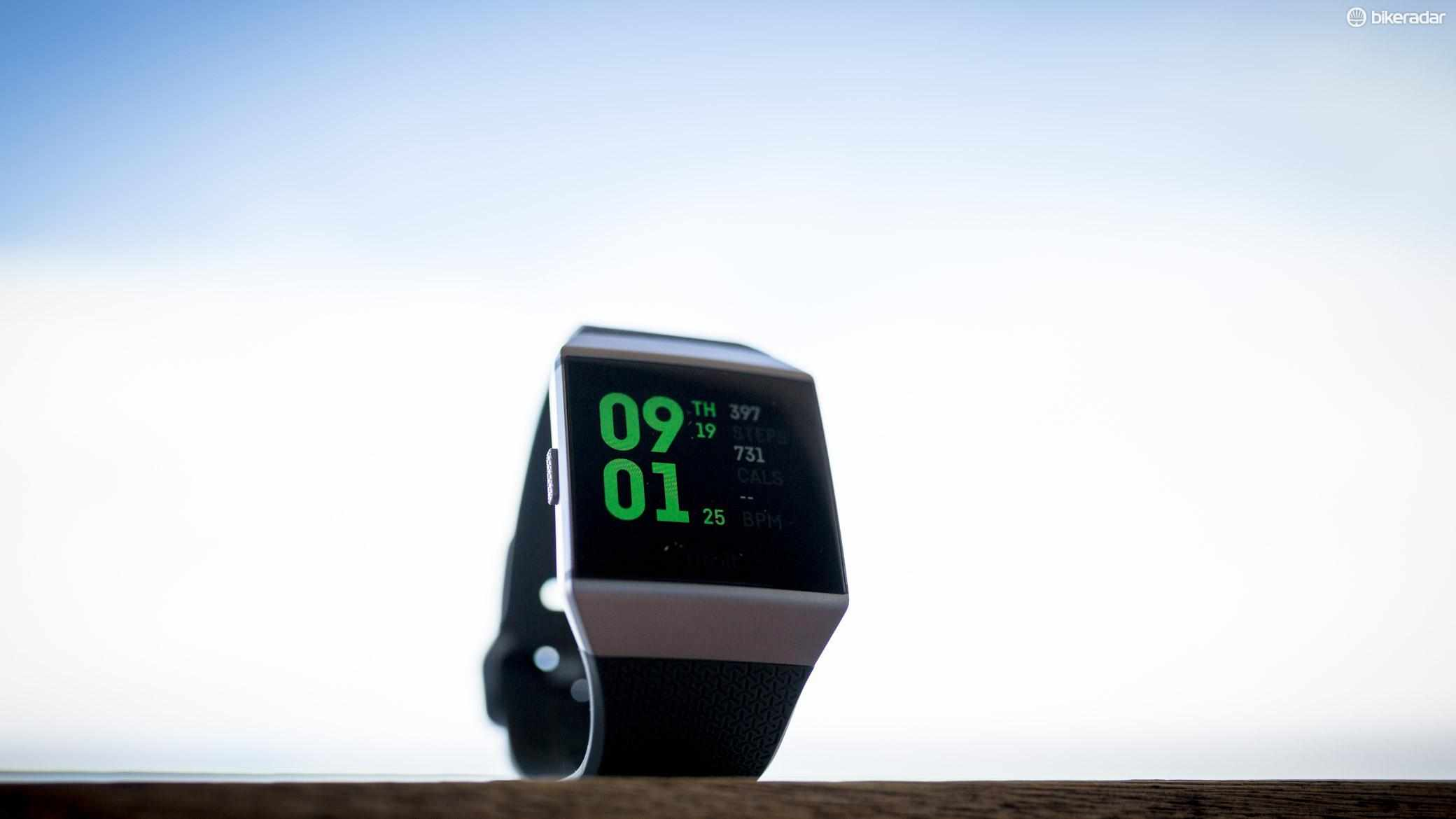 Fitbit's Ionic is the brand's new smartwatch