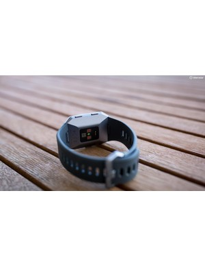 Fitbit says its new sensor is more accurate during cycling, unfortunately that's not quite the case