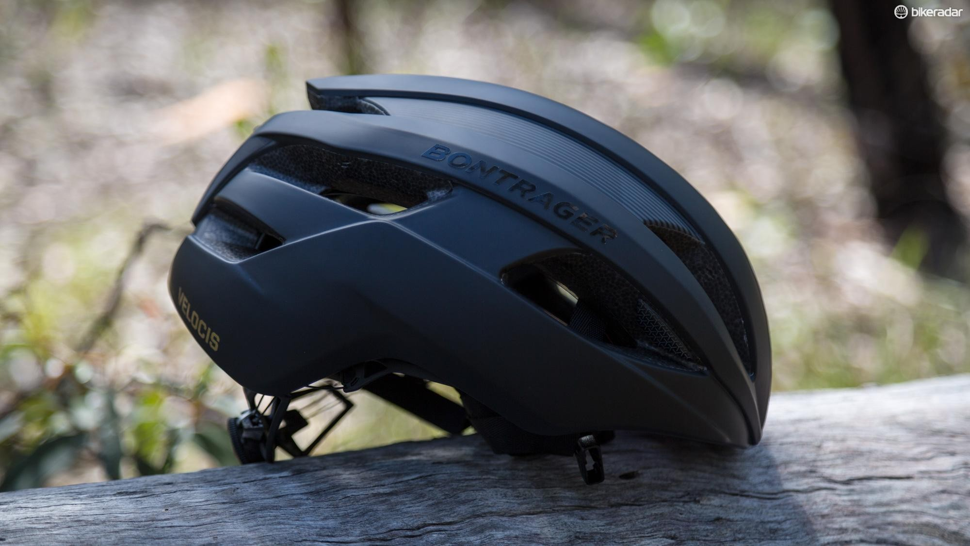 The Velocis has the snub tail shape that's becoming quite popular