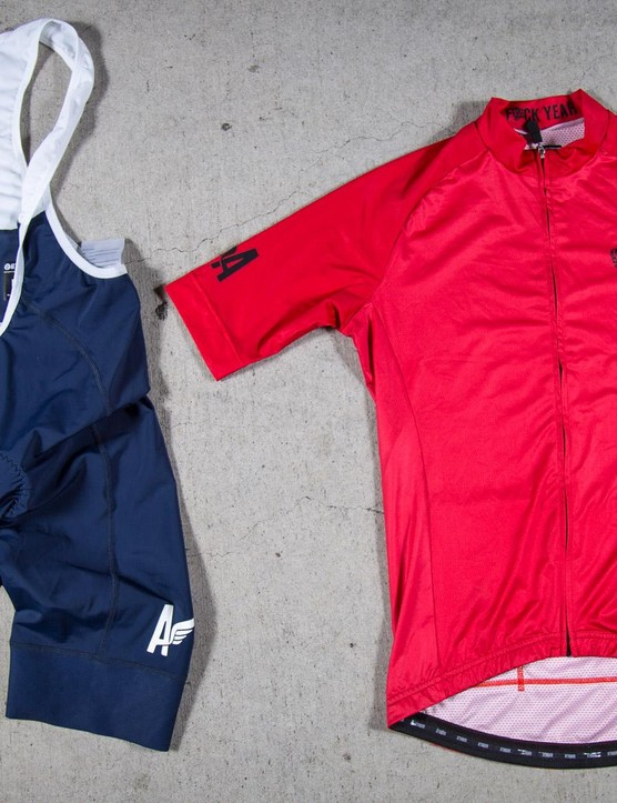 The A-Line kit is one of Attaquer's most subdued designs