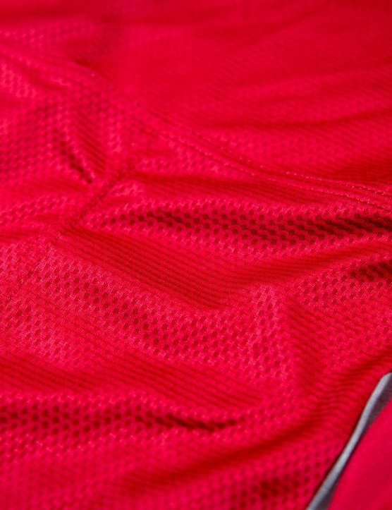 The rear pockets are noticeably bigger than any of the brand's previous jerseys