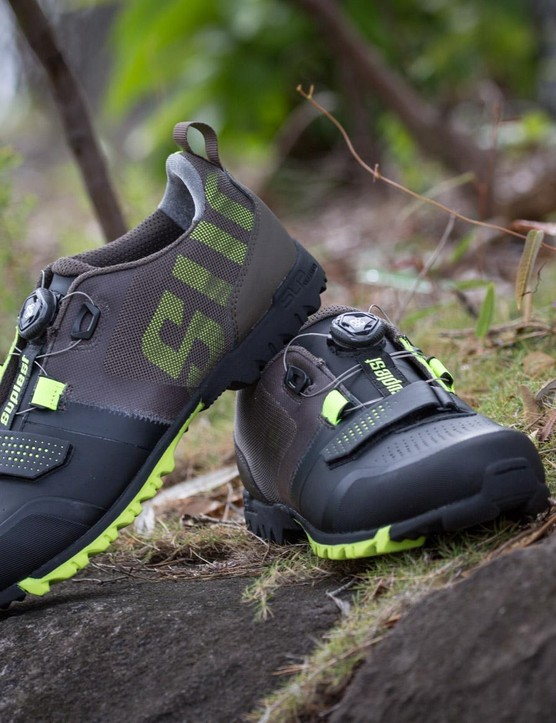 The X.1 Trail Pros are high-end trail shoes from Swiss outfit Suplest
