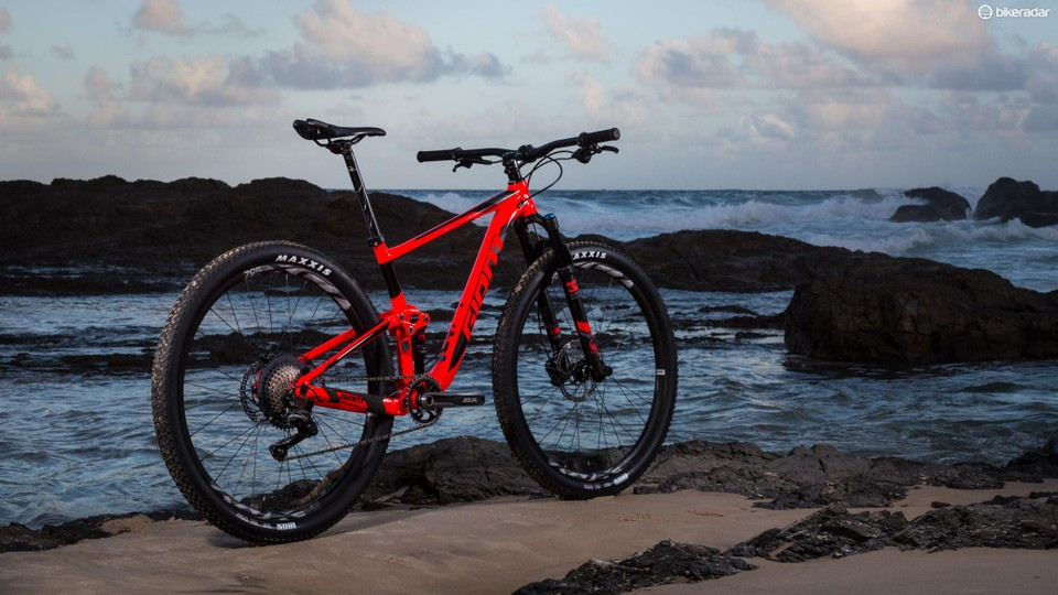 7dd48491e7e Giant Anthem 29er 2 review - BikeRadar