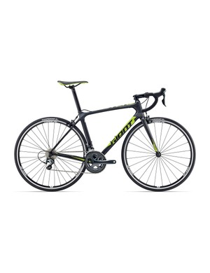 The Giant TCR Advanced 3 offers huge upgrade potential
