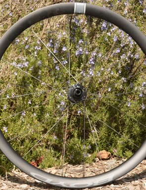 The rims are hooked for use with high-pressure road tires