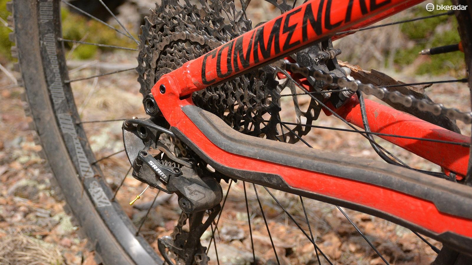 It's hard to argue with 12-speeds from SRAM's GX Eagle