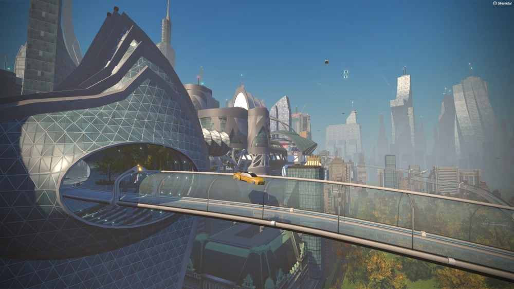 Explore the New York of the future