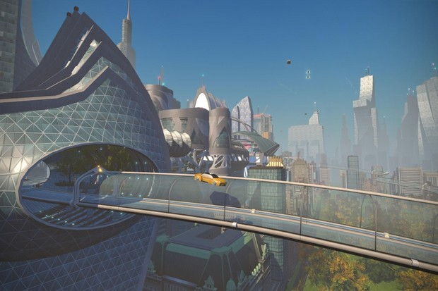 Explore the New York of the future