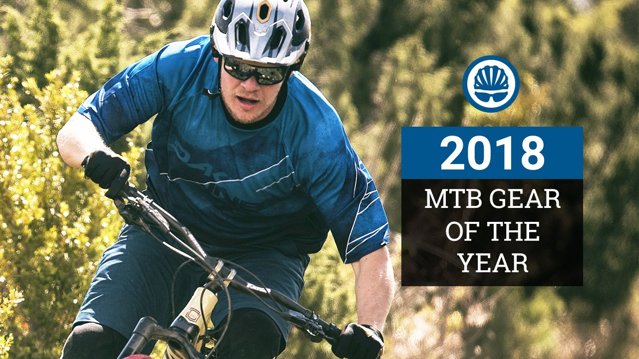 Our favourite MTB products from 2018