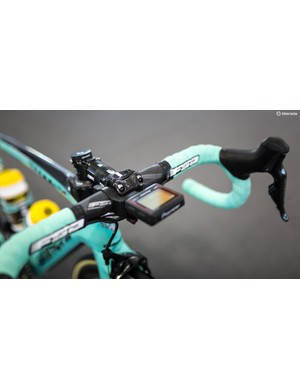 FSA provides the cockpit for the LottoNL-Jumbo team