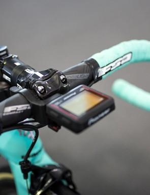 FSA provides the cockpit for the LottoNL-Jumbo team
