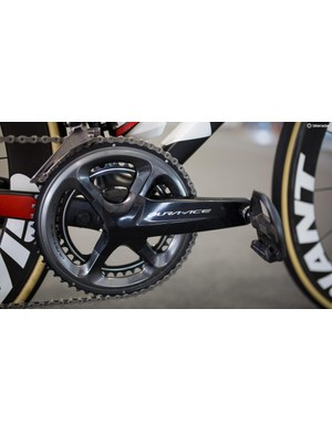 Team Sunweb are one of several WorldTour teams equipped with Shimano's power meter for the 2018 season