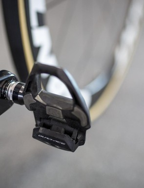 Shimano Dura-Ace R9100 pedals for Team Sunweb in 2018