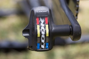Look Keo Blade Carbon Ti pedals for Hansen