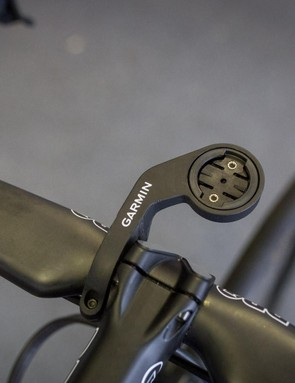 Garmin out-front mounts for the French team in 2018