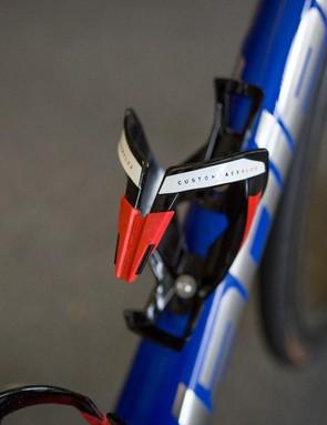 FDJ opt for Elite Custom Race Plus bottle cages for their team bikes