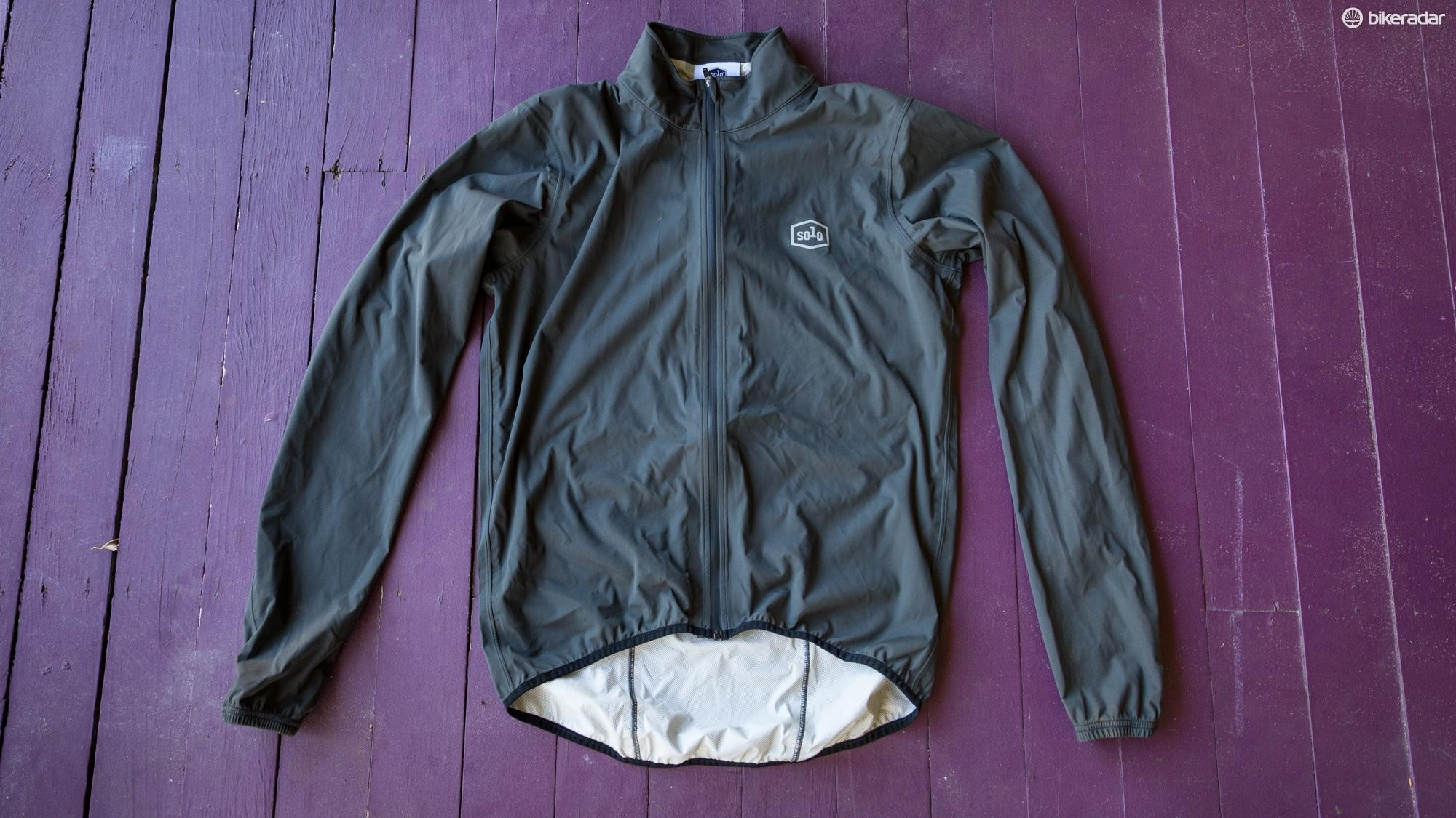 Kiwi outfit SoLo has sent over its latest jacket